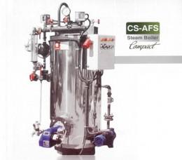 دیگ  بخار ایستاده  مدل CS-AFS